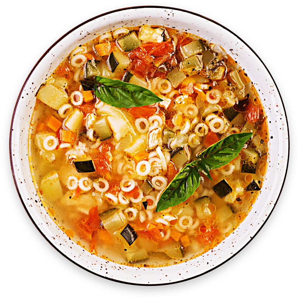 recipes page hero image