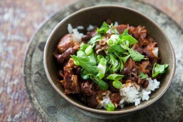 feijoada black bean stew