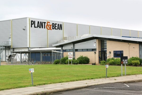 plant and bean facility